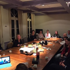 vergadering skype